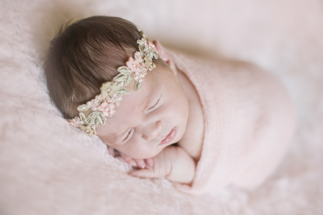 mississippi gulf coast newborn photography
